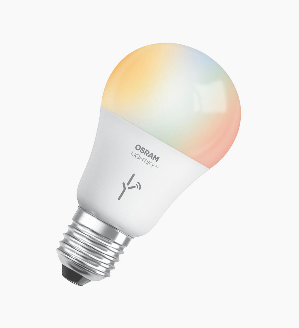 Lightify žarulja u boji